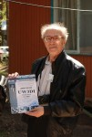 В честь Дня Радио Юрий А. Золотов UA3HR награждён памятным дипломом =UW3DI=