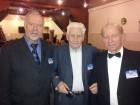 Представители ВВС: Олег Владимирович Анисимов RU3AS, Владилен Ильич Чулков UA3GC и Виктор Николаевич Замура UA3DHU.