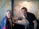 Сергей RX3AKT и Андрей UB3ADD.