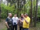 Александр Ю. Ящук RN3DHB рассказывает о направленной двухэлементной антенне.