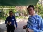 Станислав RZ4LQ и Владимир R3PIC.