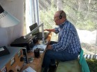 Алексей RW2B работал в эфире под позывным RK3PWR.