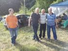 Виктор, Анатолий UA3DCI, Владимир UA3PKJ и Юрий RV3AB.
