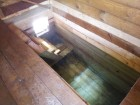 Ключевая вода из святого источника. В ней отважились искупаться только RX3AKT и RA3AKM.