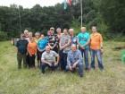 Фотография участников Встречи радиолюбителей.
