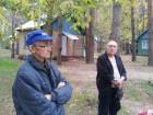Евгений UA3IJ и Алексей RX3AIW.
