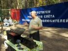 Александр Мащуков R3AA показал и рассказал об экспонатах своей коллекции.
