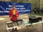 Владимир не только рассказал о радиостанциях А-7 и РБМ, но и показал, что внутри каждой из них.