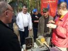 Рассказ Владимира Банишевского заинтересовал многих участников.
