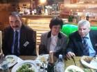 Асен LZ3AS, Стефанка LZ1LG и Борис R3BK