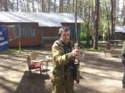 Станислав RZ4LQ - организатор и участник всех мероприятий =Нара-2017=.