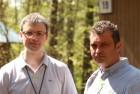 Александр RW5C и Владимир UA3FX