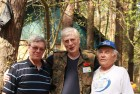 Валерий RN3BW, Леонид R3ABL и Анатолий RX3AU