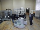 Музей закрыт на реконструкцию, но мы успели ещё раз посмотреть некоторые экспонаты =Политеха=.
