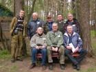 Верхний ряд: Станислав RZ4LQ, Владилен UA3GC, Юрий RA3AKM, Сергей R2AKC и Михаил RW3ATR. Нижний ряд: Леонид R7KA, Владимир RK3AGC и Алексей RA3AKF.