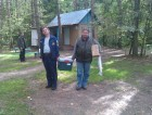 Владимир RK3AUH и Юрий R3C-113. =С приездом!=