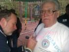 Сергей RA3AJD и Валерий UA3AO - автограф на память о слёте