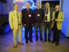 Виталий RA3BU, Геннадий RZ3CC, Олег RU3AS, Владимир R5AC и Юрий UA3HR.
