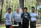 Плов по-узбекски. Шеф-повар - RA3AKF.