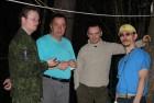 Павел RZ3ARQ, Андрей RV3AM, Андрей UB3ADD и Виталий RN3ANT.