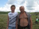 Евгений RX3PR и Юрий RA3AKM.