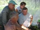 Алексей RA3AGN, Владимир RK3PWR, Евгений RX3PR и Виталий RD3PD.
