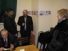Мероприятие, которое проводил Московский радиоклуб посетили сотрудники журнала =Радио=.