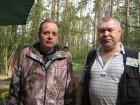 Михаил RA3AGA и Алексей RA3AKF.
