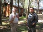 Александр RA3AGR и Андрей RV3AM