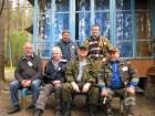 Олег RU3AS, Владимир UA3AMY, Владилен UA3GC, Геннадий RZ3CC, Станислав RZ4LQ и Юрий RA3AKM.