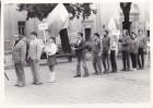 Чемпионат СССР - марш участников
