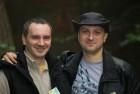 Андрей и Максим - два друга, два =моржа= HI