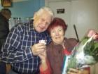 Владилен Ильич UA3GC поздравил Нину Николаевну с Днём рождения.