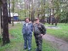 Владимир RK3AUH и Юрий RA3AKM.