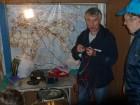Сергей Макаркин RX3AKT все дни не уставал отвечать на технические вопросы участников слёта.
