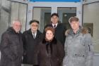 Юрий R2ABD, Анатолий RX3AU, Вера R2ABD/XYL, Александр RX3ALO и Юрий UA3BV.