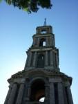 Главная достопримечательность города Венёва - Никольская колокольня.