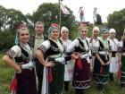 Виталий UA3AJO среди гостей из Македонии.