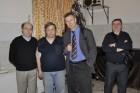 Дмитрий RX3DPK, Юрий R3C-113, Олег RD3ATU и Сергей RN3APJ.